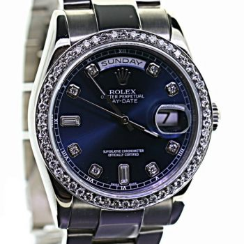 Rolex Day-Date 2004 B&P #175
