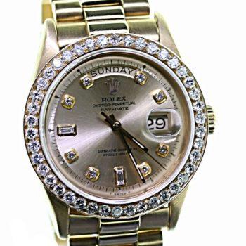 Rolex Day-Date #348