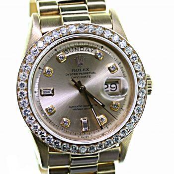 Rolex Day-Date #211