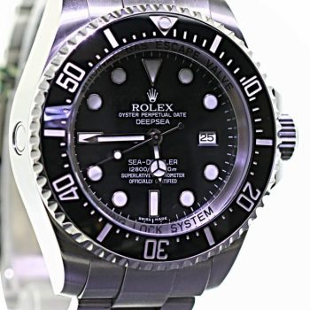 Rolex Sea Dweller Deepsea 2019 B&P #184