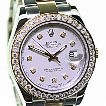 Rolex Datejust II sold #192