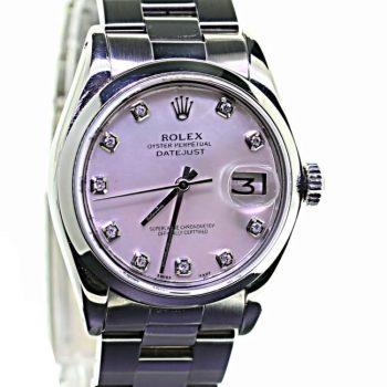 Rolex Datejust 34mm #315