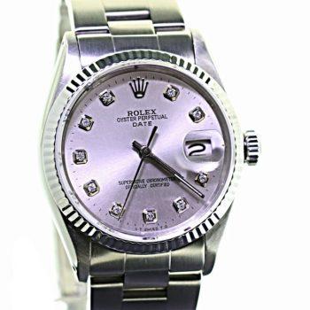 Rolex Date #352