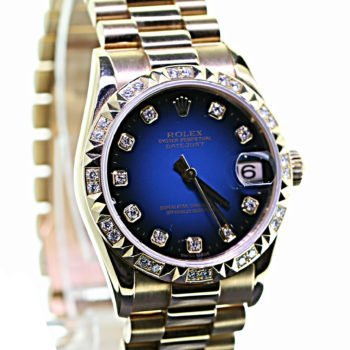 Rolex Datejust 31mm 2000 #200