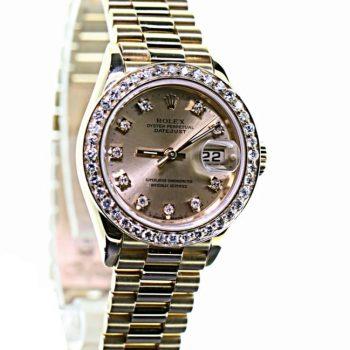 Rolex Datejust #322