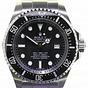 Rolex Sea Dweller Deepsea #185