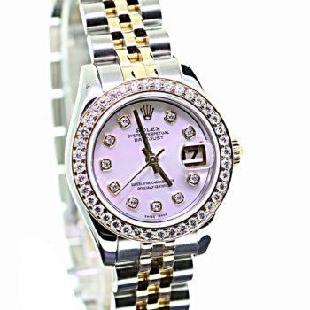 Rolex Datejust sold #166