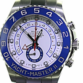 Rolex Yachtmaster II 2015 B&P #181