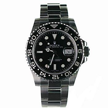 Rolex GMT 2009 B&P #150