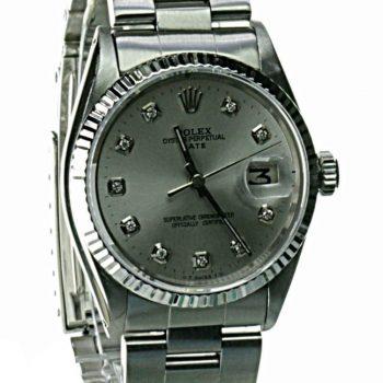 Rolex Date #320