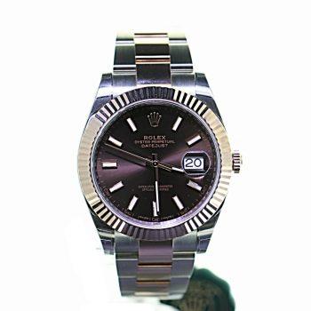 Rolex Datejust II sold #173