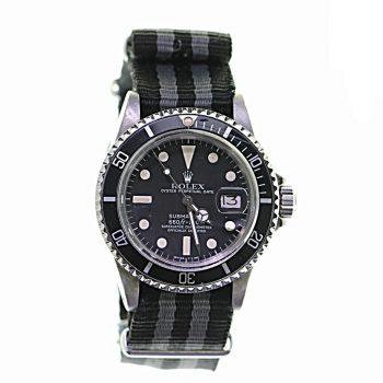 Rolex Submariner on hold 1979 #350