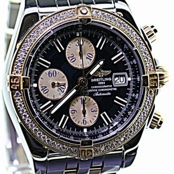 Breitling Chronomat #117