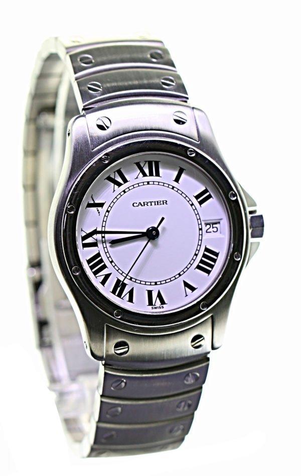 Cartier Round