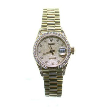 Rolex Datejust #205