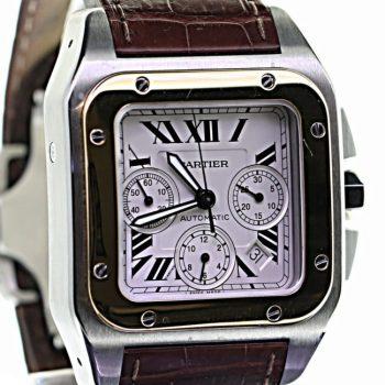 Cartier Santos 100 XL #337