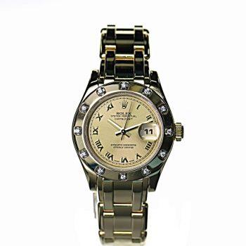 Rolex Pearl Master 2008 #199