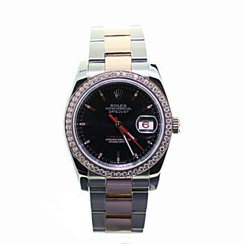 Rolex Datejust 36mm 2006 B&P #196
