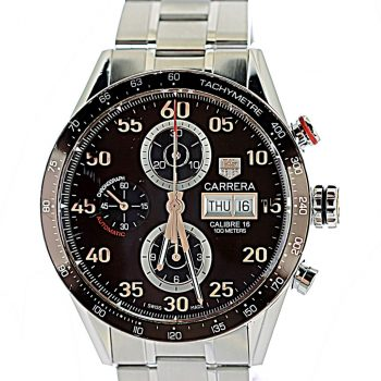 Tag Heuer Carrera chronograph #68