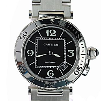 Cartier pasha c # 63