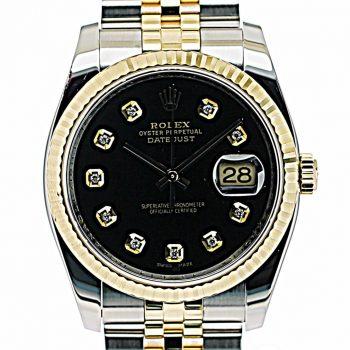 Rolex Datejust 36mm 2008 B&P #57