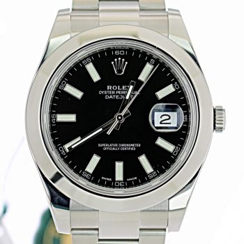 Rolex datejust II #48 on hold