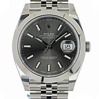 Rolex Datejust 41 #46 sold