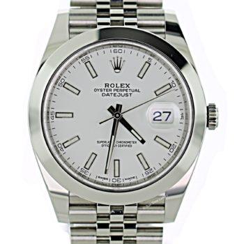 Rolex Datejust 41 sold #18