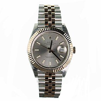 Rolex Datejust sold 41 #17