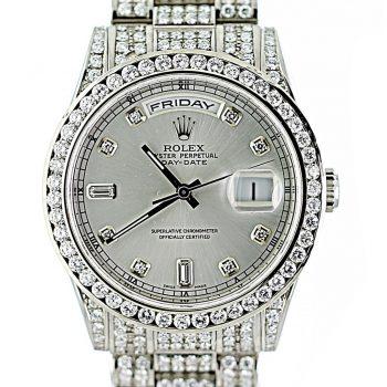 Rolex Day-Date Platinum 2006 # 366