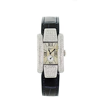 Chopard Whit gold factory Diamound # 382