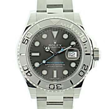 Rolex Yachtmaster 2019 B&p sold #395