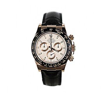 Rolex daytona rose gold B&P #404