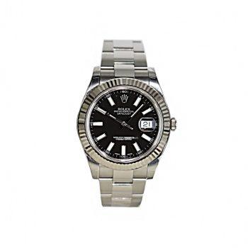 Rolex Datejust II B&p #406