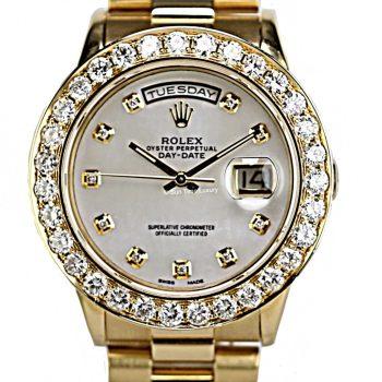 Rolex Day- date 36mm # 420