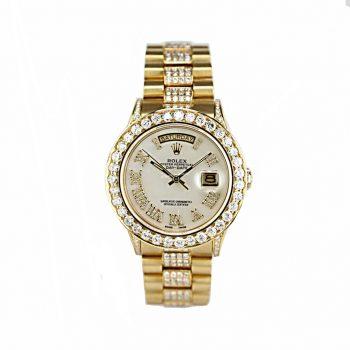 Rolex Day- Date # 419