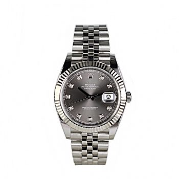 Rolex Datejust 41 2020 B&P # 412
