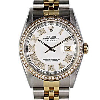 Rolex Datejust 36mm # 417