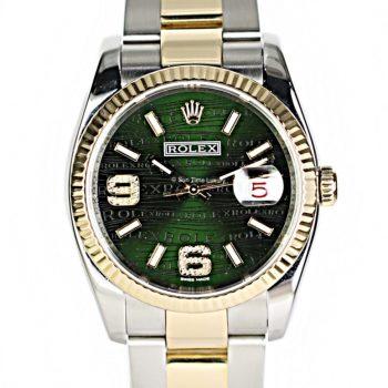 Rolex Datejust 36mm # 418