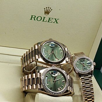 Rolex Datejust 28 B&P 2018 # 423