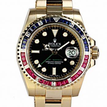Rolex GMT Master II B&p # 440