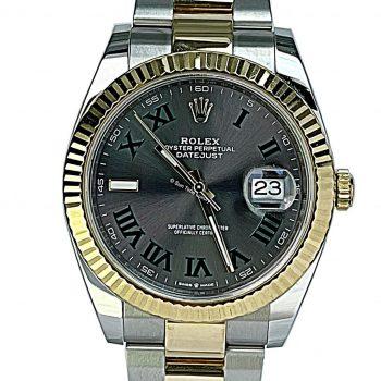 Rolex datejust 41 #435