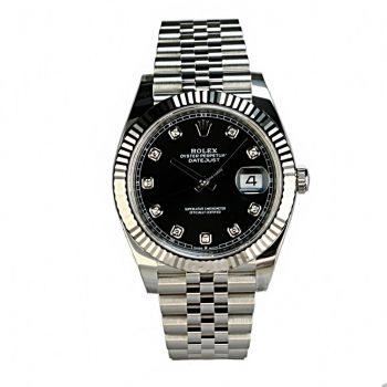 Rolex Datejust 41 unworn 2021 B&p #445