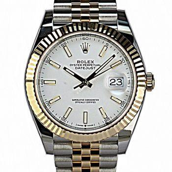 Rolex Datejust 41 unworn 2021 B&p #450