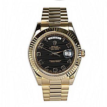 Rolex Day-Date II 41mm 2012 B&P #452