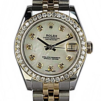 Rolex Datejust 31 2011 B&p #449