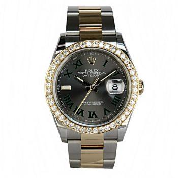 Rolex Datejust 36 unworn 2021 Box and paper #458