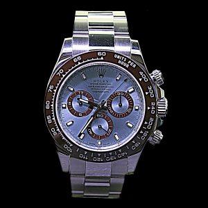 Rolex timepiece at Suntime Luxury